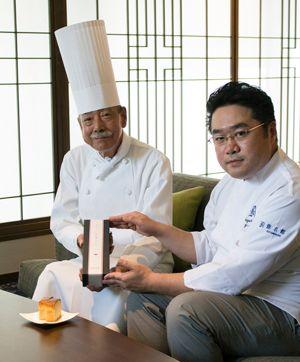 日本酒ケーキの開発にあたり