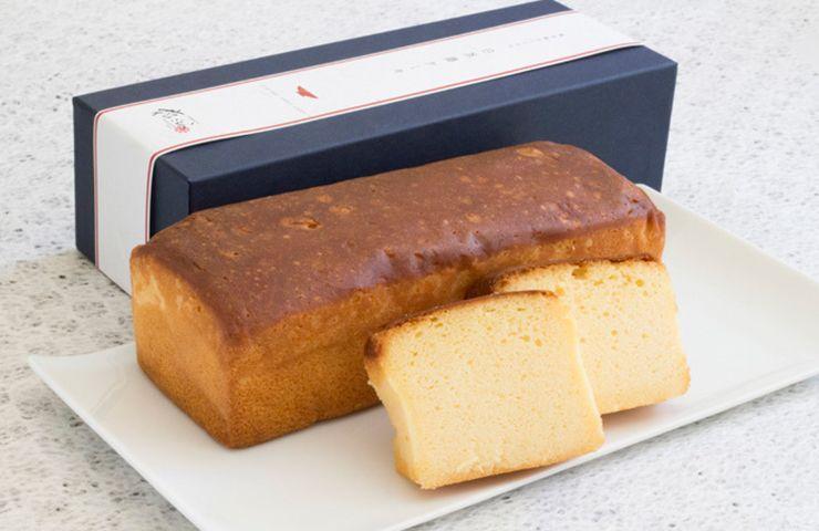 龍名館オリジナル 日本酒ケーキ