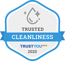 Trusted Cleanliness Badgeを取得